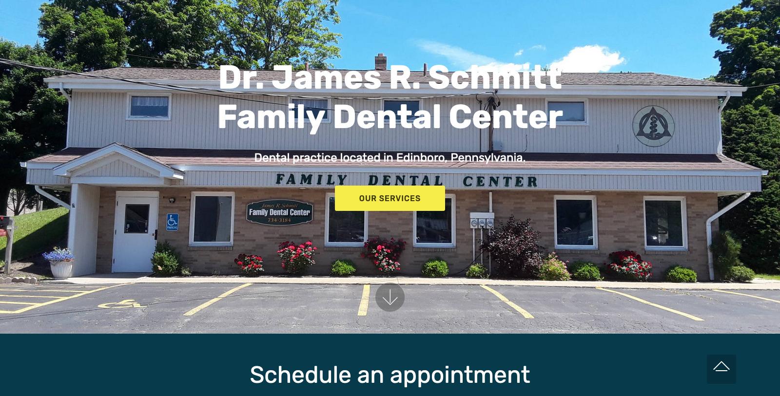 History of Dental Center